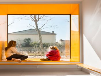 Bezons Angela Davis School | archi5 + Tecnova Architecture