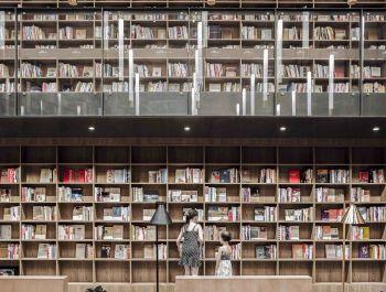 CREC Sales Pavilion & Library | Van Wang