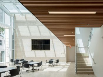 U. Pennsylvania Student Centre | 1100 Architect