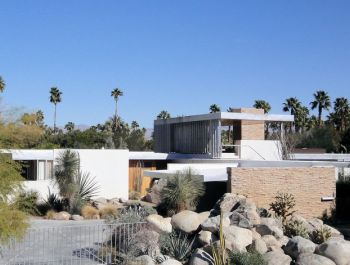 [M.Classic] Kaufman House | Richard Neutra