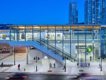Evergreen Line Stations | Perkins+Will