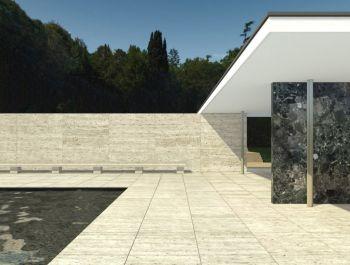 [M.Classic] Barcelona Pavilion | Mies van der Rohe