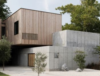 Concrete Box House | Robertson Design