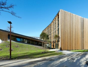 Forest-Wood-Paper Higher Institute | Patrick Arotcharen