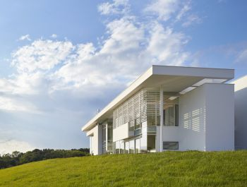 Oxfordshire Residence | Richard Meier