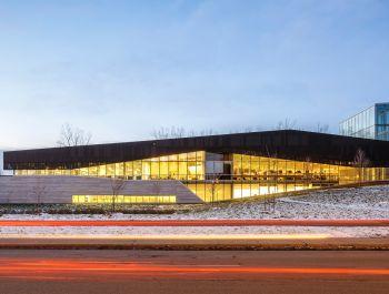 Bibliothèque du Boisé | Consortium Labonté Marcil