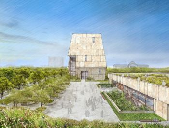 Obama Presidential Center | Todd Williams