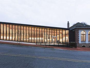 Stapleton Library | Andrew Berman