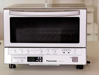 Modern Toaster | Panasonic Flash Xpress Toaster Oven