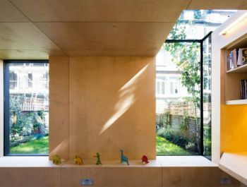 Cedar Garden Room | Neil Dusheiko
