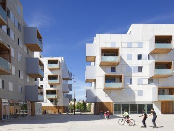 Square Maïmat | PPA architectures
