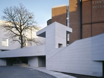 Trinity College Engineering Dept. | Grafton Architects