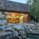 Slopeside Wine Cellar | Carney Logan Burke