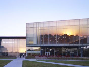 Muenster Universtiy Center / Charles Rose
