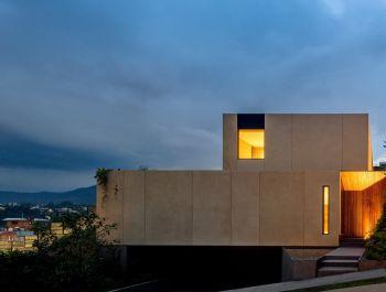Cumbres House|Architetura Sergio Portillo