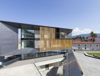 BCC Bank in Caraglio | Studio Kuadra