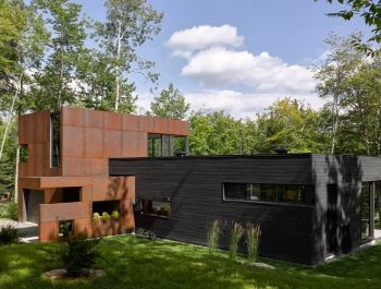 House on Lac Charlebois | Paul Bernier