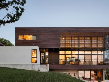 Missouri Modern Lodge | Kem Studio