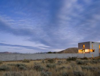 Outpost Studio House | Olson Kundig