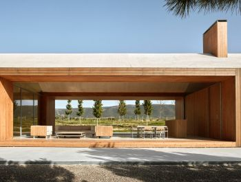 Fontana's Vineyard Cottage | Ramón Esteve