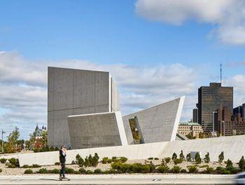 Ottawa Holocaust Memorial | Studio Libeskind