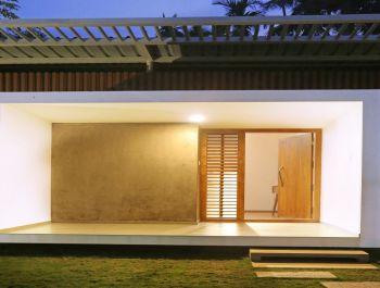 Residence in Perinthalmanna | ZERO STUDIO