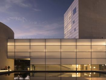 Lewis Arts complex | Steven Holl