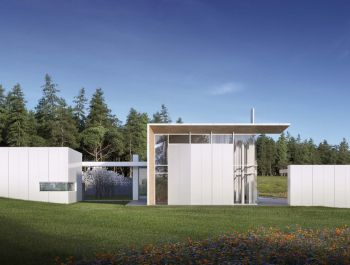 Oaks Prague Villas | Richard Meier