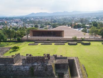 Teopanzolco Cultural Center | PRODUCTORA