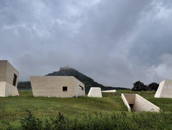 Archeopark Pavlov | Architektonicka kancelar Radko Kvet