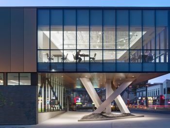 Columbus Metropolitan Library | NBBJ