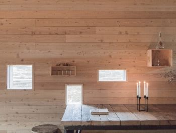 Culardoch Shieling | Maxon Architects