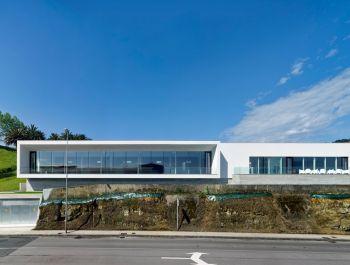 De Jove Crematorium | AE Arquitectos