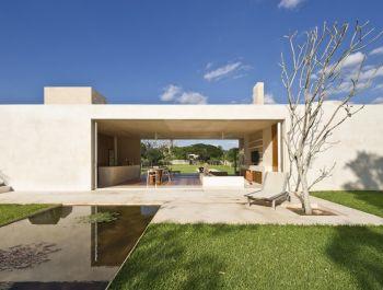 Casa Sisal - Hacienda Sac Chich | Reyes Ríos