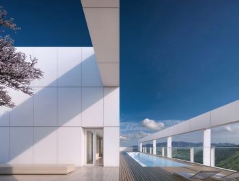 CDC Xin-Yi Residential Tower | Richard Meier