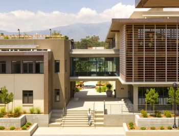 Pomona College Student Housing | Ehrlich Architects