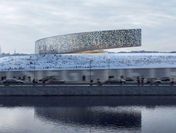 Leningrad Siege Museum |Lahdelma & Mahalmäki Architects