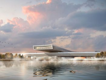 Suzhou Science & Technology Museum | Perkins+Will