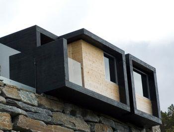 Aurland public toilets | Saunders Architecture