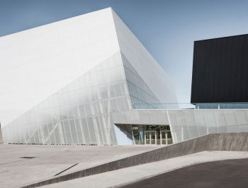 Saint-Laurent Sports Complex | Saucier + Perrotte