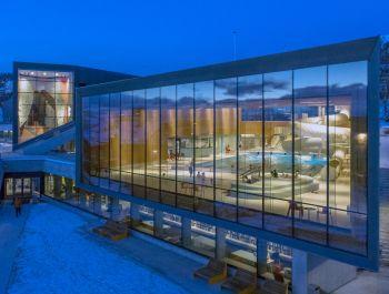 Ulstein Arena | Lund+Slaatto