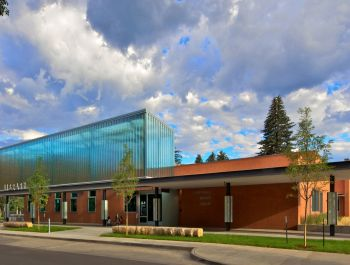 Carbondale Branch Library | Willis Pember