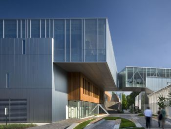 Bertram and Judith Kohl Building | Westlake Reed Leskosky
