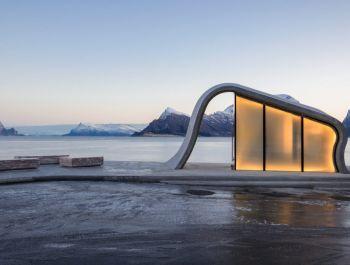 Uredd Rest Area | Zohar Arkitekter (HZA)