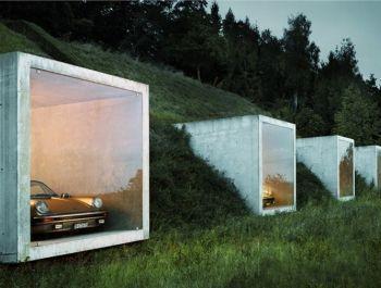 Garagenatelier Car Park | Peter Kunz