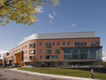 RWU North Campus Residence Hall | Perkins+Will