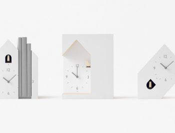 Cuckoo Clock | Nendo