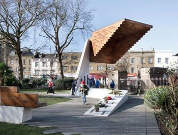 Bethnal Green Memorial | Arboreal Architecture