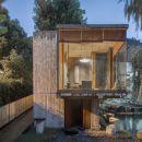 Twin Tea House | Hill Architecture