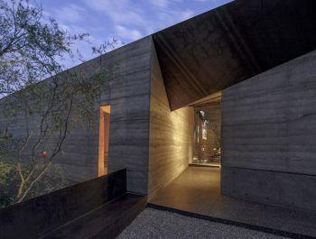 Desert Courtyard House | Wendell Burnette